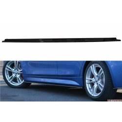 Sidokjol splitter - BMW 3-Serien F30 FL M-Sport