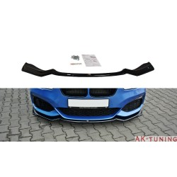 Frontläpp v.2 - BMW F20 M-Power (FACELIFT)