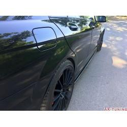 Sidokjol splitter - Mercedes C63 AMG W204 Facelift | AK-ME-C-204F-AMG-SD1T