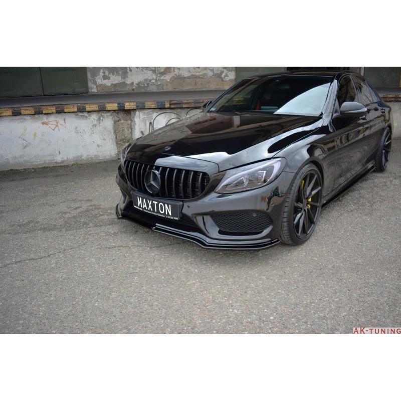 Frontläpp v 1 - Mercedes C43 AMG W205 | AK-Tuning