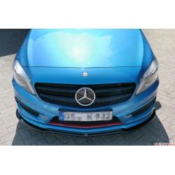 Frontläpp - Mercedes A-class W176 Pre facelift AMG-Paket | AK-ME-A-176-AMGLINE-FD1T