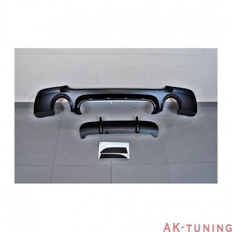 Bakre diffuser - BMW BMW E92/E93 M-Performance look | AK-TCB6254