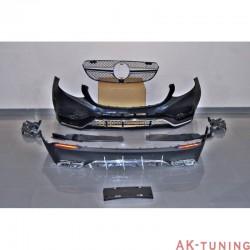 Kjolpaket AMG - Mercedes GLC X253