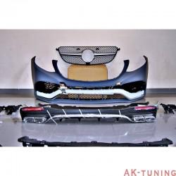 Kjolpaket AMG - Mercedes GLE W166