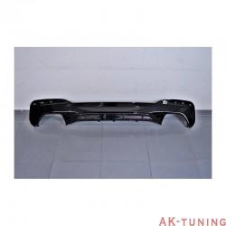 Bakre diffuser kolfiber folierad - BMW 5-Serien G30 M-Performance | AK-TCB6511