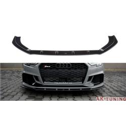 Frontläpp v.1 - Audi RS3 8V Facelift Sedan | AK-AU-RS3-8VF-S-FD1T