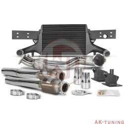 Comp. Package EVO3 TTRS 8S med katalysator pipes - Audi TTRS 8S - Wagner Tuning