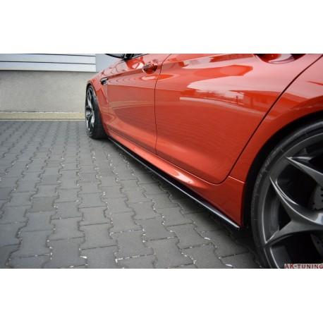 Sidokjol diffuser - BMW M6 F06 Gran Coupé