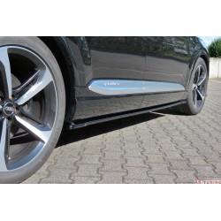 Sidokjol diffuser - Audi SQ7 mk2