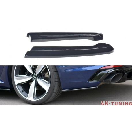 Bakre sidosplitters - Audi RS4 B9 avant | AK-AU-RS4-B9-AV-RSD1T