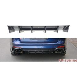 Bakre diffuser splitter - Audi RS4 B9