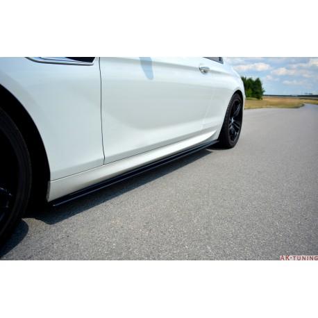 Sidokjol diffuser splitter - BMW 6-Serien F13 M-paket