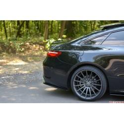 Bakre sidosplitters - Mercedes E-class W213 Coupé AMG
