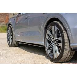 Sidokjol diffuser splitter - Audi SQ5 mk2 2017- | AK-AU-SQ5-2-SD1T