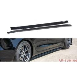 Sidokjol splitter - Tesla Model 3 | AK-TE-MODEL3-1-SD1T