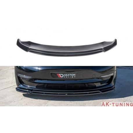 Frontläpp v.2 - Tesla Model 3 | AK-TE-MODEL3-1-FD2R+FD2T
