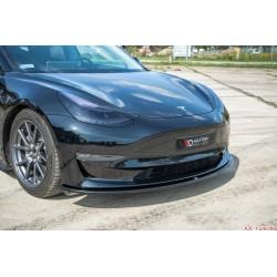 Frontläpp v.1 - Tesla Model 3 | AK-TE-MODEL3-1-FD1T