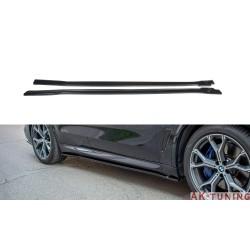 Sidokjol splitter - BMW X5 G05 M-paket