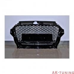 RS3 Honeycomb grill quattro, ej ACC - passar A3/S3 8V
