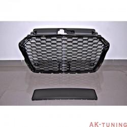 RS3 Honeycomb grill - passar A3/S3 8V Facelift | AK-TCA0223