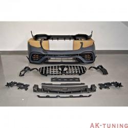 Kjolpaket AMG - Mercedes GLC W292 | AK-TCM01461