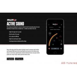 Aktivt avgasljud modul v2 - Audi A7 C7 3.0BiTDI | SSXAU668