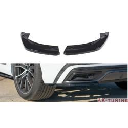 Bakre sidosplitters - Audi Q8 S-line | AK-AU-Q8-1-SLINE-RSD1T