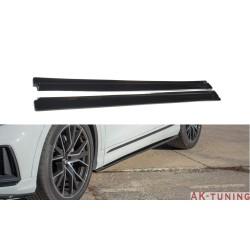 Sidokjol diffuser splitter - Audi Q8 S-line