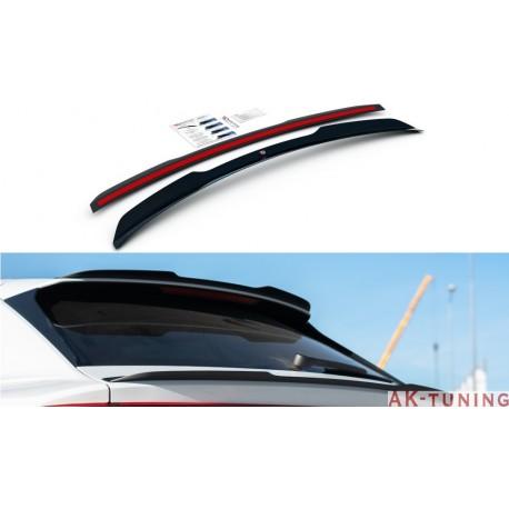 Vinge/läpp tillägg v.2 - Audi Q8 S-line | AK-AU-Q8-1-SLINE-CAP2T