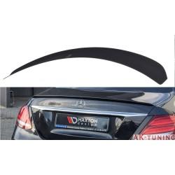 Vinge/läpp tillägg - Mercedes E-class W213 AMG-paket | AK-ME-E-213-AMGLINE-CAP1T