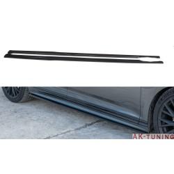 Sidokjol spliter - VW Passat B8 R-line | AK-VW-PA-B8-RLINE-SD1T