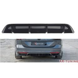 Bakre diffuser tillägg - VW Passat B8 R-line