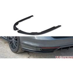 Bakre sidosplitters - VW Passat B8 R-line | AK-VW-PA-B8-RLINE-RSD1T