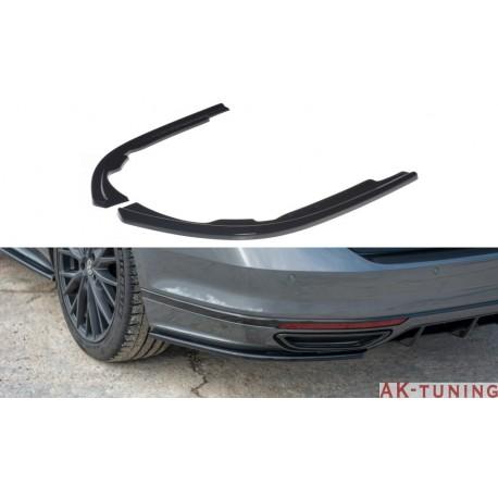 Bakre sidosplitters - VW Passat B8 R-line