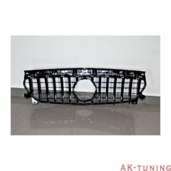 Mercedes CLA w117 - Honeycomb grill GT | AK-TCM0193