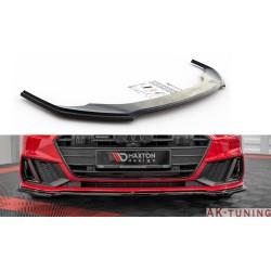 Frontläpp v.1 - Audi A7 C8 S-LINE | AK-AU-A7-C8-SLINE-FD1T