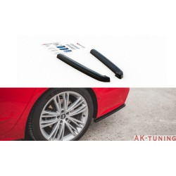 Bakre sido splitters - Audi A7 C8 S-line | AK-AU-A7-C8-SLINE-RSD1T