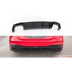 Diffuser splitter - Audi A7 C8 S-line | AK-AU-A7-C8-SLINE-RS1T