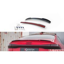 Vinge/läpp tillägg - Audi A7 C8 S-line | AK-AU-A7-C8-SLINE-CAP1T