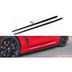 Sidokjol diffuser tillägg - BMW M850i G15 | AK-BM-M850-G15-SD1G