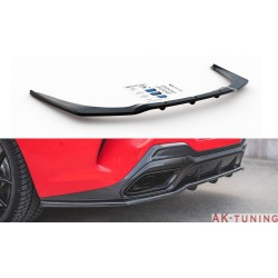 Bakre diffuser splitter vertikal - BMW M850i G15 | AK-BM-M850-G15-RD2G+RD1G