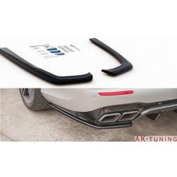 Bakre sidosplitters - Mercedes E63 Kombi W213   AK-ME-E-213-63-ES-RSD1T