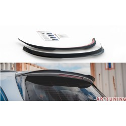 Vinge/läpp tillägg - Mercedes E63 Kombi W213   AK-ME-E-213-63-ES-CAP1T