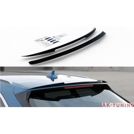 Vinge/läpp tillägg - AUDI A6/S6 C8 S-LINE AVANT | AK-AU-A6-C8-SLINE-AV-CAP1T