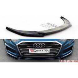 Frontläpp v.1 - Audi A6/S6 C8 S-line sedan/avant | AK-AU-A6-C8-SLINE-FD1T