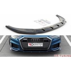 Frontläpp v.2 - Audi A6/S6 C8 S-line sedan/avant | AK-AU-A6-C8-SLINE-FD2T
