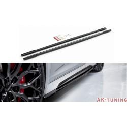 Sidokjolar diffusers v1 - AUDI RS6 C8 | AK-AU-RS6-C8-SD1T