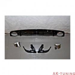 RS6 C7.5 diffuser till A6 C7.5 Avant (S-line) | AK-TCA0657