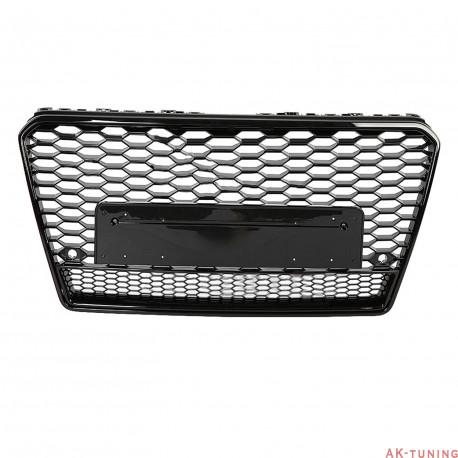 RS7 honeycomb grill till Audi A7/S7 4G (med quattro nedtill) | AK-DF013RS7-quattro