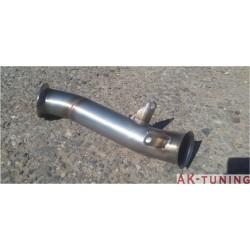 Downpipe (utan katalysator) - F20/F21 - 135i N55 | AK-111115.1